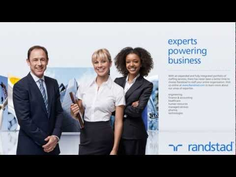 Randstad Engineering, US - Radio Spot Fall 2012