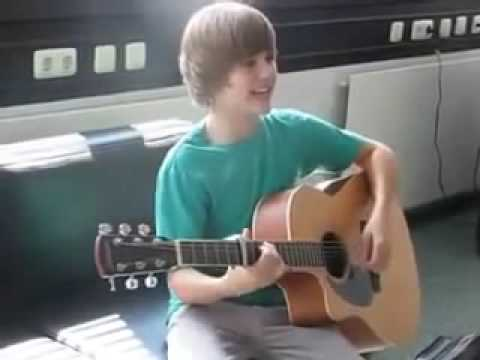 Justin Bieber performing One Time live @ BRAVO OFFICE Germany Travel Video