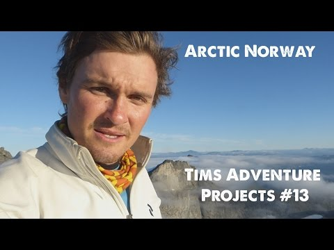 THE ROAD TO ARCTIC NORWAY AND LOFOTEN ISLANDS - TRAVEL VLOG