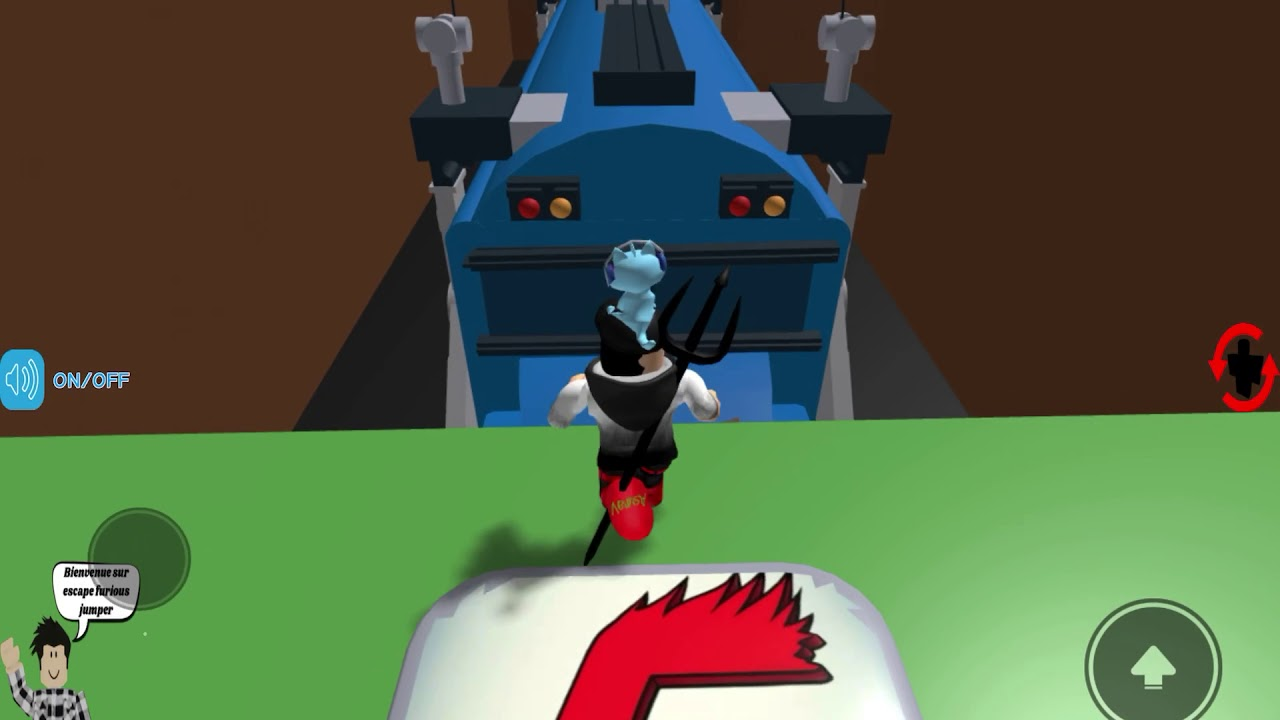 Furious Jumper Roblox Escape