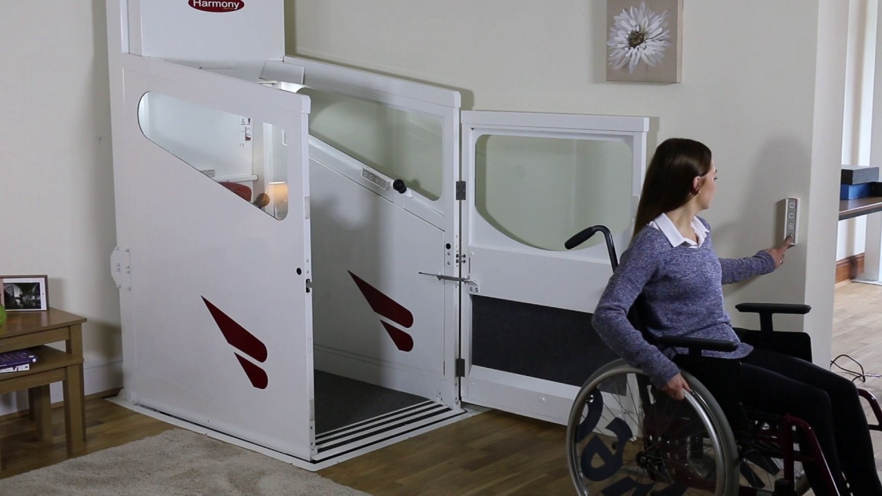 Image result for terry lifts for wheelchair access