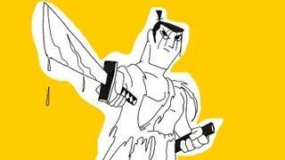 Samurai jack - How to draw Samurai Jack - Drawing Samurai