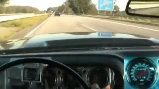 Поездка на заряженном Dodge Challenger 1970 года по автобану(, 2013-06-07T09:40:58.000Z)
