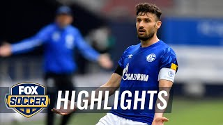 After a promising start to the season, fc schalke has fallen apart in latter half, extending their winless streak 9 games being shut out by augs...