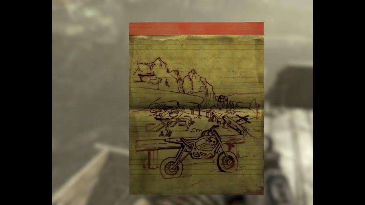 Carte Au Tresor Des Rocheuses Escarpees N 8 Youtube