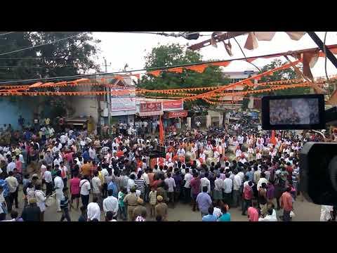 Ranibennur Vishwa Hindu mahaganapathi visharjana