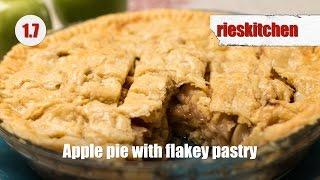 Rieskitchen 1.7: Gluten Free Apple Pie With Flakey Pastry