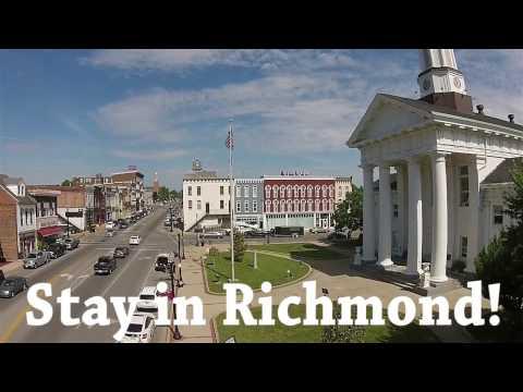 Stay in Richmond, Kentucky!  2017