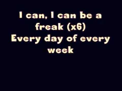 ESTELLE i can be a freak lyrics.mp4