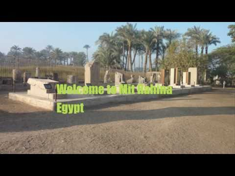 Memphis  Egypt - UNESCO World Heritage Site