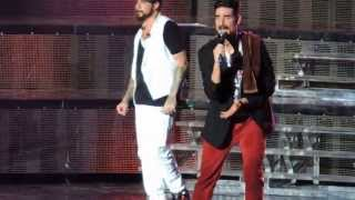Backstreet Boys - In a World Like This (In a World Like This Tour 2013)