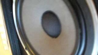 Wharfedale Linton 3XP -- bass i love you