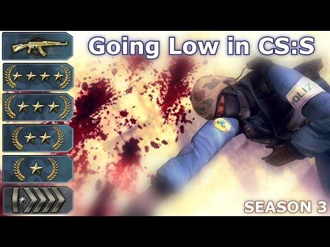 Going Low In CS:S - 2006