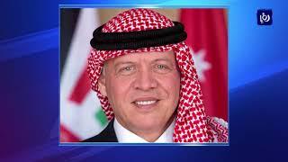 جلالة الملك وولي عهد أبوظبي يبحثان التطورات في المنطقة (22-5-2019)
