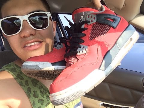 Trip to The Thrift #29 Jordan 4,5, Nike Air Huarache, Vintage Snaps!!