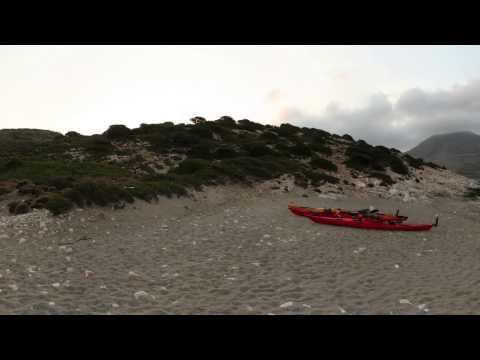 Sounds of the Sea - Greece, sandy beach