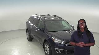A95098TA - Used 2015 Chevrolet Traverse 2LT AWD Review Test