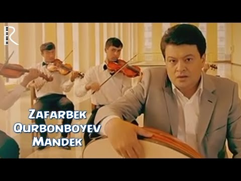 Zafarbek Qurbonboyev - Mandek | Зафарбек Курбонбоев - Мандек