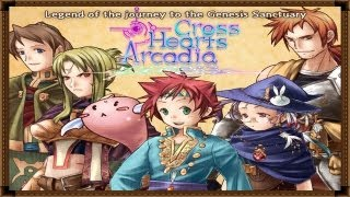 Cross Hearts Arcadia - Live Action Gameplay Video