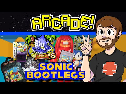ARCADE! | Sonic Bootlegs