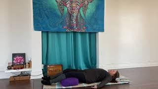 Yoga Nidra (conscience du corps)