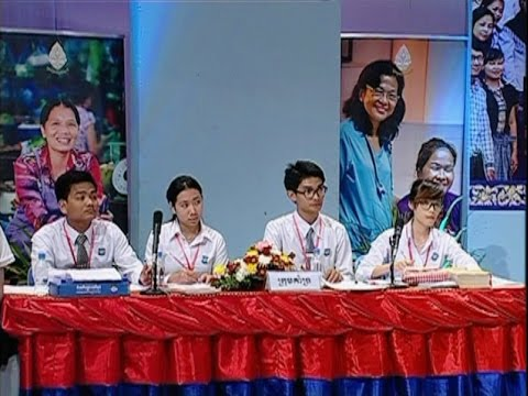 "BELTEI IU Won the Youth Forum Debate on ""Promote Gender Equality"" in Cambodia"
