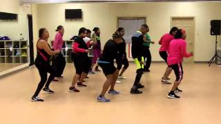 We Are One Line Dance (New Orleans Bounce)