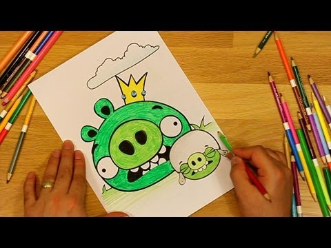 PlayDoh Coloring For Kids