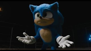 SONIC THE HEDGEHOG THE MOVIE Trailer w/NEW SCENES