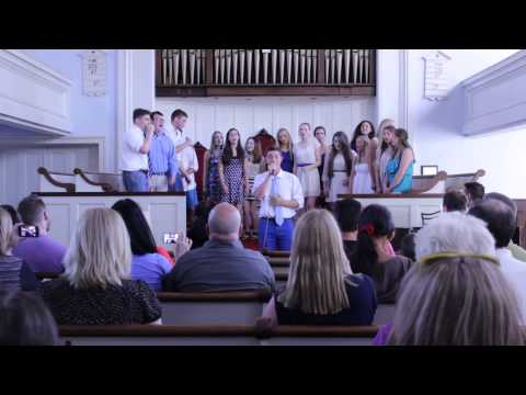 Can't Hold Us - Mackelmore - acapella (cover) - Unaccompanied Minors