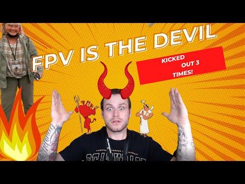 Фото FPV IS THE DEVIL ! ( FPV VLOG )