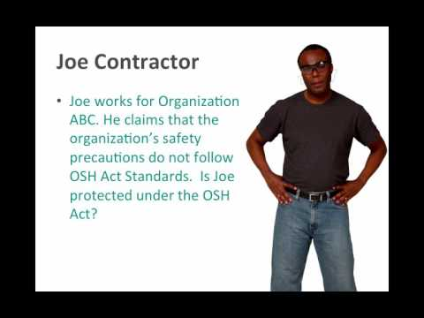 Health and Safety - YouTube