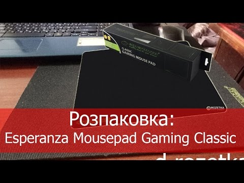 Игровая поверхность Esperanza Classic Control (EA146K)