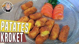 Patates Kroket Tarifi | Hatice Mazı ile Yemek Tarifleri