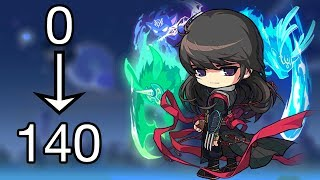 MapleStory - How Good Is Shade At Leveling?