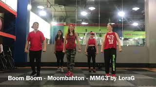 Boom Boom | Moombahton MM 63 | Zumba®Fitness | by LoraG