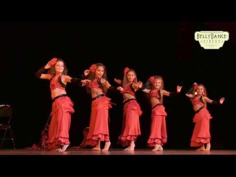 Danse orientale enfants - Belly dance children