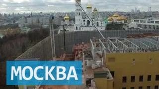 Снос корпуса Кремля преподнес сенсационные находки(Археологические раскопки на месте снесенного 14 корпуса Кремля принесли абсолютно сенсационные находки...., 2016-04-07T19:27:21.000Z)