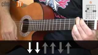 Zé Ramalho - Avôhai (aula de violão simplificada)