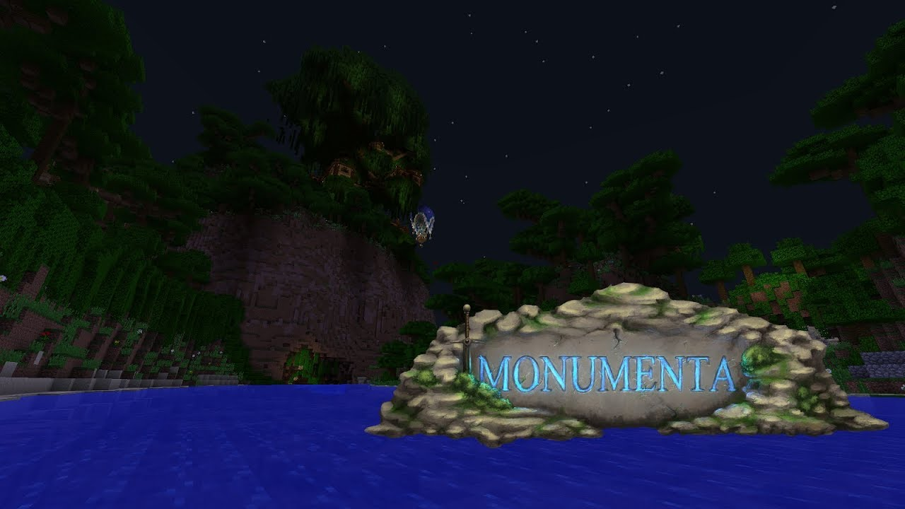 Monumenta: A Free Minecraft MMO *OUT NOW* is creating a Cooperative