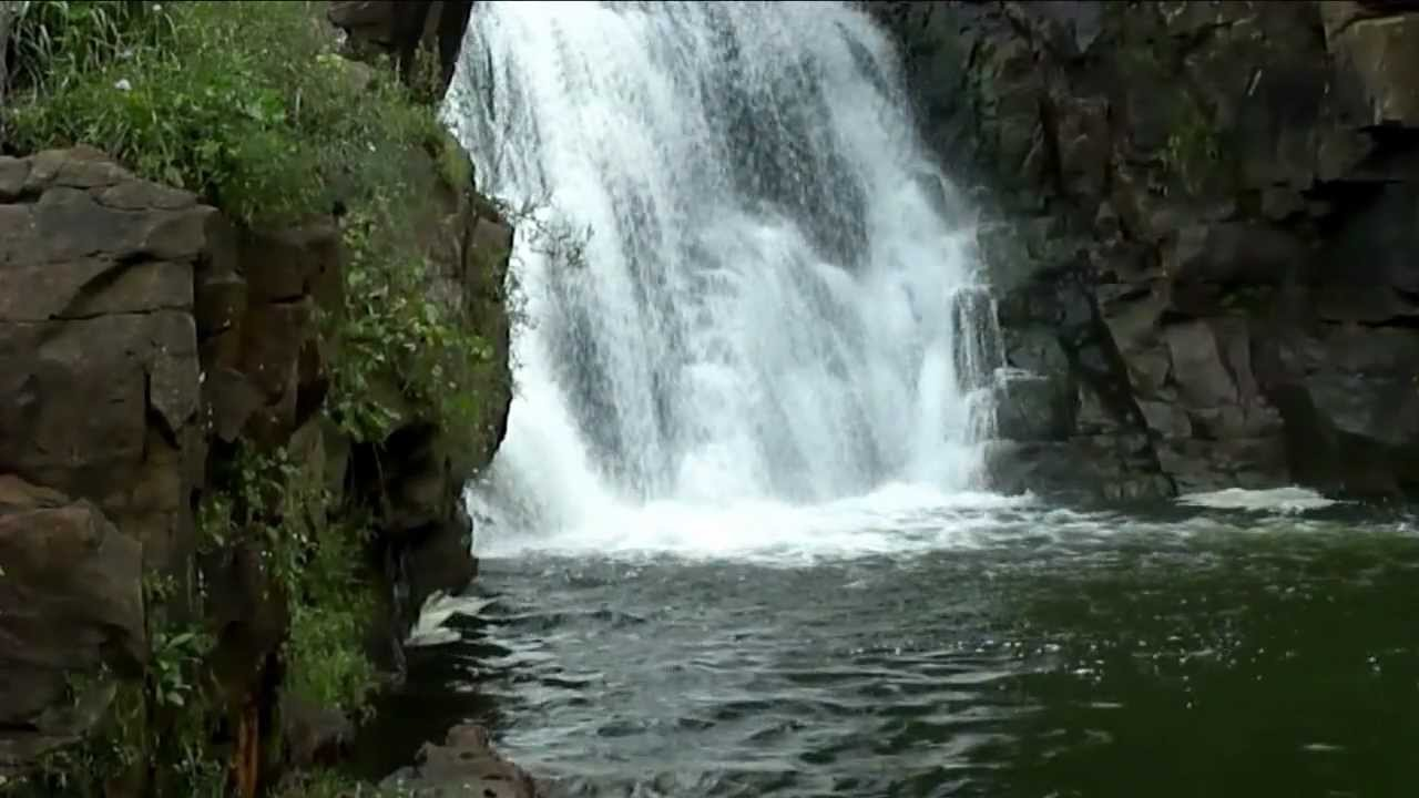 Redstone Falls Lavalle Wisconsin Youtube