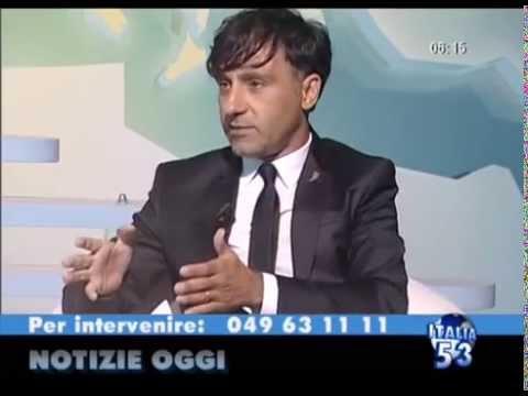 Maurizio Gustinicchi dà battaglia su Canale Italia 2/8/2015