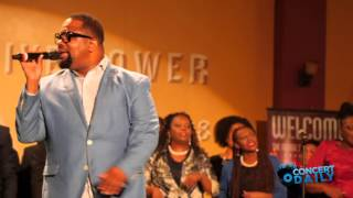 "Hezekiah Walker performs ""Every Praise"" Live at Merge Summit Baltimore"