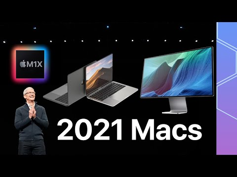 """When to expect the next Macs: M1X iMac, redesigned 14"""" MacBook Pro and more!"""