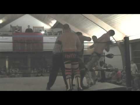 BMK / Roland Young / The Punisher vs StoneHands Slater Wallace / Nick Dallas / JeremyHadley