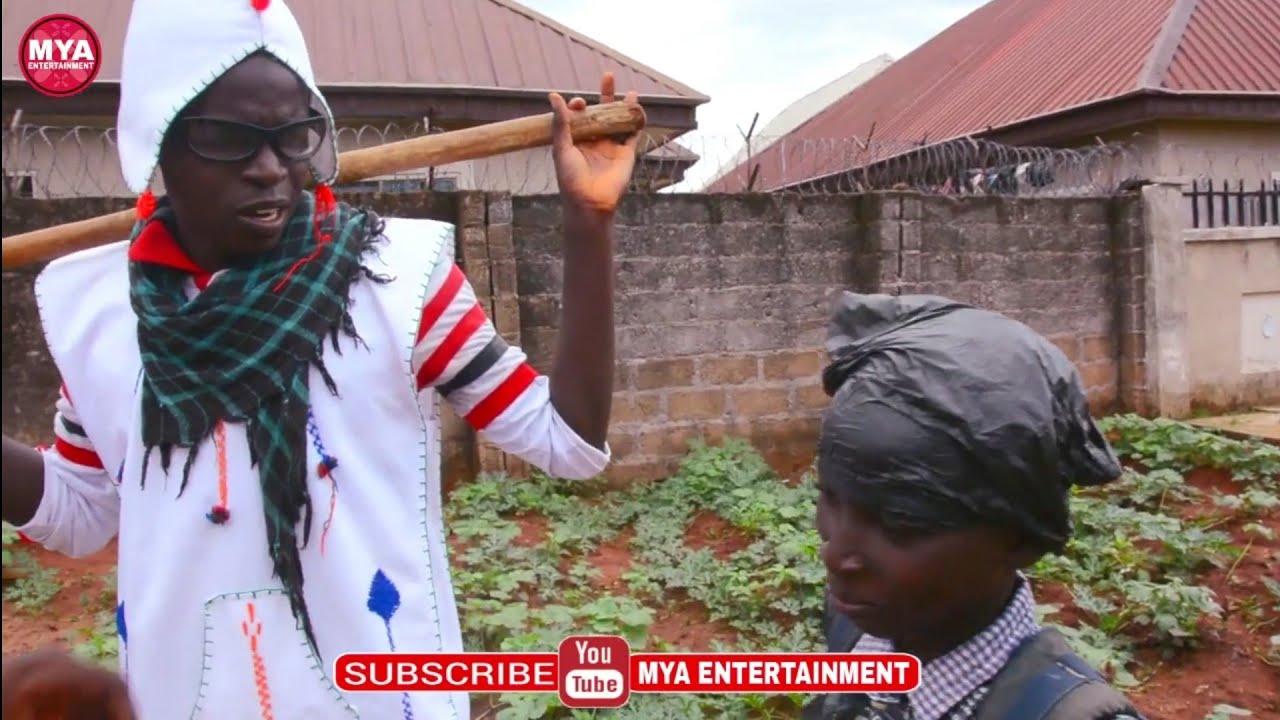 Download Kalli Kasha Dariya 🤣 Dan Fulani Da Corona (Dan Lafiya Comedy)