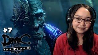 EYELESS - Let's Play: DmC: Devil May Cry Definitive Edition PS4 Gameplay Walkthrough Part 7