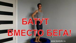 Комнатный батут Iron Body