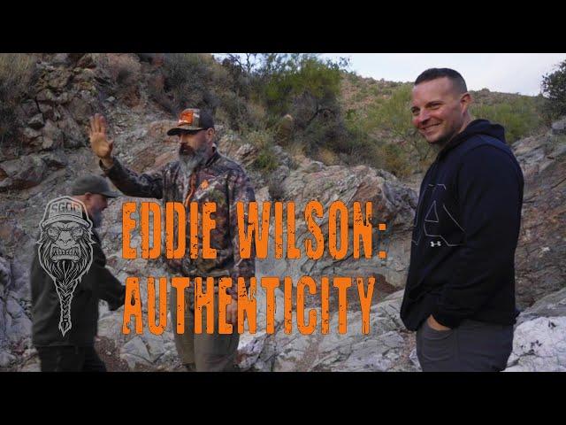 Eddie Wilson: Authenticity