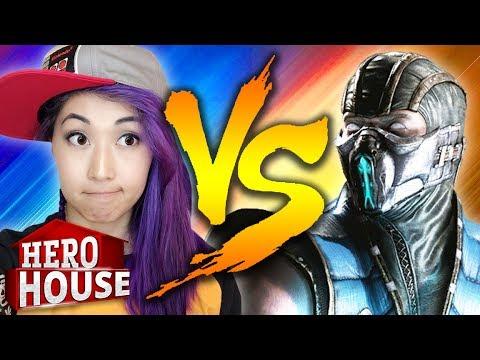 SUB ZERO VS. PETER AKIMOTO (Maricraft: Hero House)